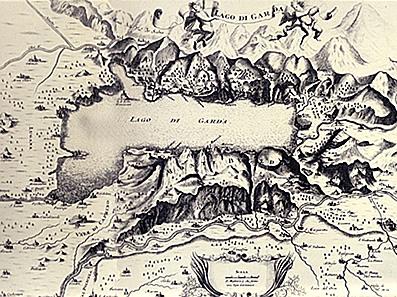 Geografia del Lago di Garda