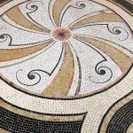 Piani interni in mosaico